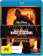 National Treasure (2004) (Collector's Edition Blu-ray)