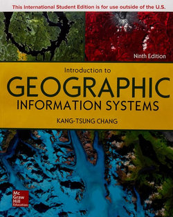 ISE Introduction to Geographic Information Systems