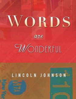 Words Are Wonderful