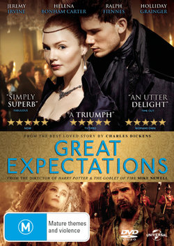 Great Expectations (2012) (DVD/UV)