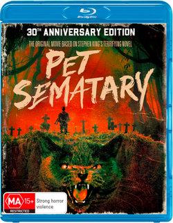 Pet Sematary (1989) (30th Anniversary Edition)