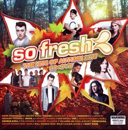 Various Artists: So Fresh The Hits of Autumn 2015 (CD/DVD)