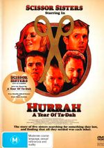Scissor Sisters - Hurrah: A Year Of Ta-Dah (DVD / CD)