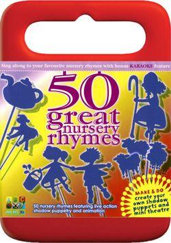 50 Great Nursery Rhymes