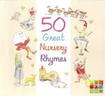 50 Great Nursery Rhymes (ABC for Kids) (CD)