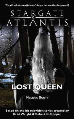 STARGATE ATLANTIS Lost Queen