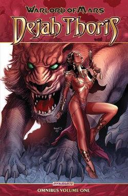 Dejah Thoris Omnibus Vol 1