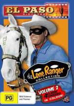 The Lone Ranger Collection: Volume 2 (El Paso Pictures)