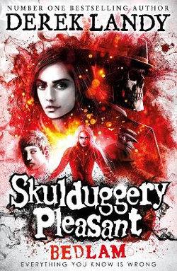 Skulduggery Pleasant : Bedlam