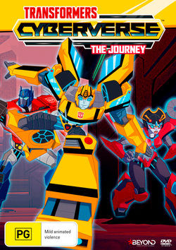 Transformers: Cyberverse - The Journey