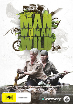 Man Woman Wild: Season 1 (Discovery Channel)