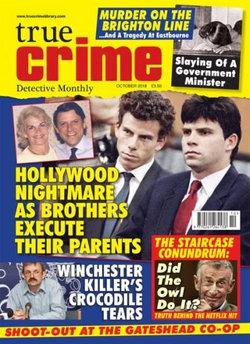TRUE CRIME (UK) - 12 Month Subscription