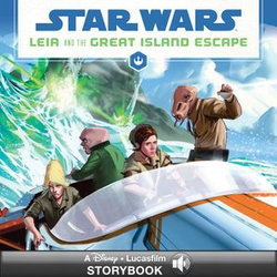 Star Wars: Leia and the Great Island Escape