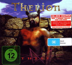 Therion: Theli (Deluxe Edition CD/DVD)