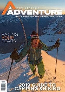 NZ Adventure Magazine - 12 Month Subscription
