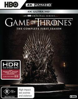 Game of Thrones: Season 1 (4K UHD)