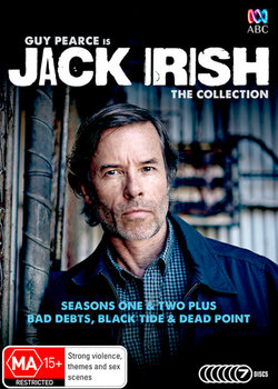 Jack Irish: The Collection (Seasons 1 & 2 Plus Bad Debts, Black Tide & Dead Point)