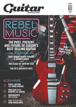 Guitar Magazine (UK) - 12 Month Subscription