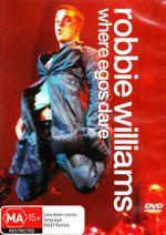 Robbie Williams: Where Egos Dare