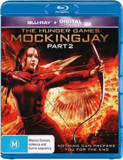 The Hunger Games: Mockingjay Part 2 (Blu-ray/UV)