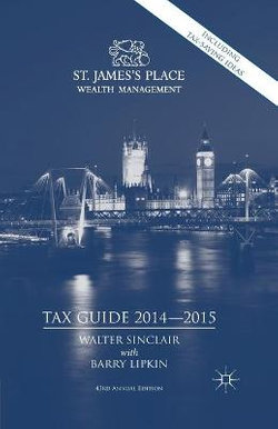 St. James's Place Tax Guide 2014-2015