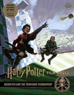 Harry Potter: Film Vault: Volume 7