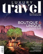 Luxury Travel Magazine - 12 Month Subscription