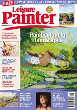 Leisure Painter (UK) - 12 Month Subscription