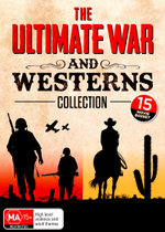 The Ultimate War and Westerns Collection (15 Movie Boxset)