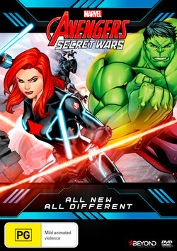 Avengers: Secret Wars - All New All Different