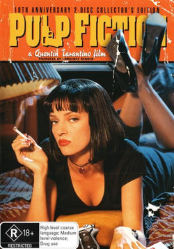 Pulp Fiction (10th Anniversary 2 Disc Collector's Edition)