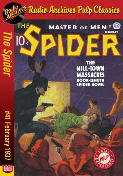 The Spider eBook #41
