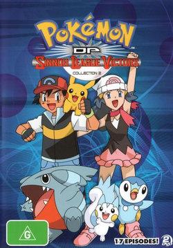 Pokemon: DP - Sinnoh League Victors: Collection 2