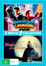 Magic in the Water / The Adventures of Sharkboy and Lavagirl