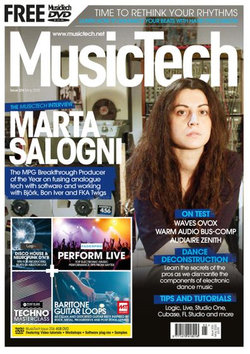 Music Tech Magazine (UK) - 12 Month Subscription