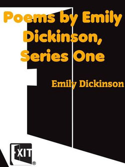 Poems by Emily Dickinson, Series One