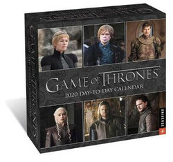 Game of Thrones 2020 Day-to-Day Calendar