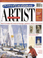 Australian Artist - 12 Month Subscription