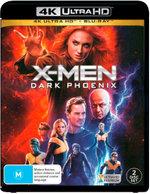 Dark Phoenix (4K UHD/Blu-ray)