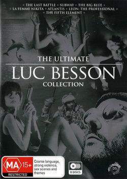 The Ultimate Luc Besson Collection (The Last Battle/Subway/The Big Blue/La Femme Nikita/Atlantis/Leon: The Professional/The Fifth Element) (8 Discs)