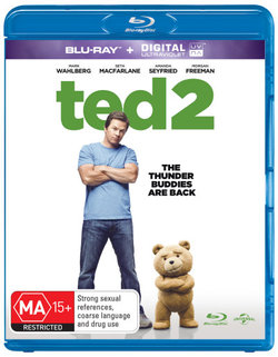 Ted 2  (Blu-ray/UV)