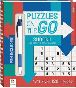 Puzzles on the Go Series 8: Sudoku