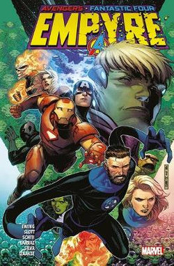Avengers/fantastic Four: Empyre
