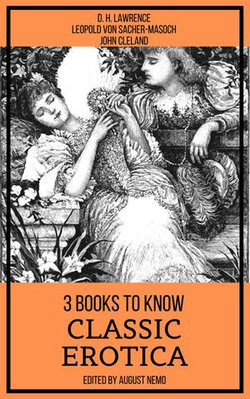 3 books to know Classic Erotica