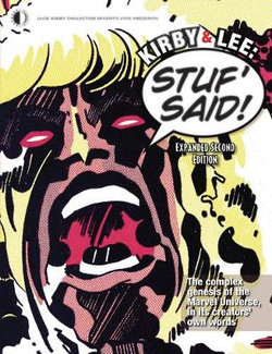 Kirby and Lee: Stuf' Said! (Expanded Second Edition)