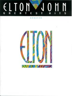 Elton John - Greatest Hits Updated (Songbook)