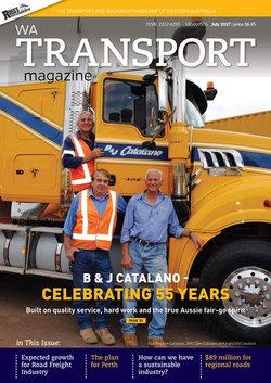 WA Transport Magazine - 12 Month Subscription