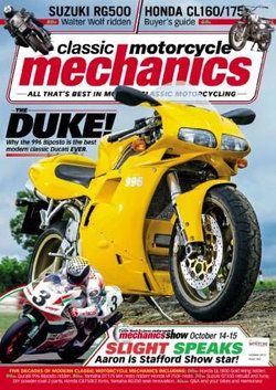 Classic Motorcycle Mechanics (UK) - 12 Month Subscription