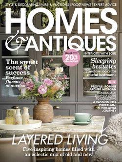 Homes & Antiques (UK) - 12 Month Subscription