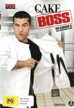 Cake Boss Season 6 Collection 2